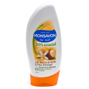 Monsavon gel douche 250 ml