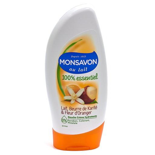 Monsavon gel douche 250 ml