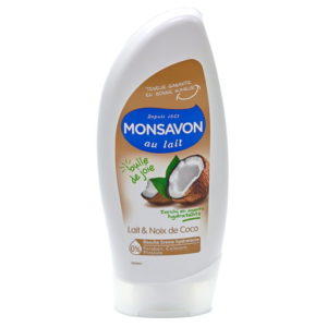 Monsavon gel douche coco