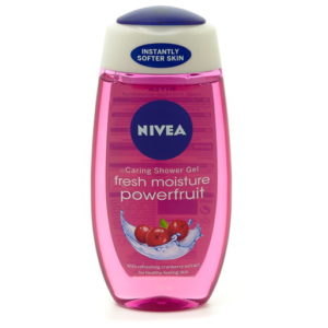 Nivea gel douche powerfruit 250 ml