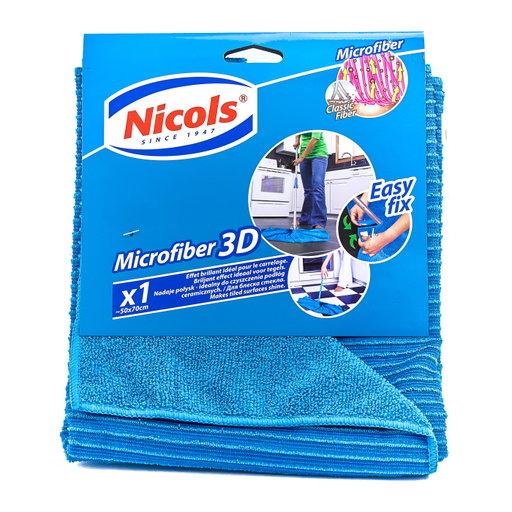 Nilcols torchon microfiber 3D