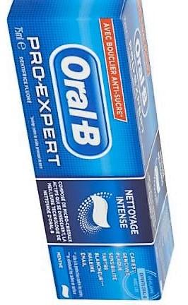 Oral B pro-expert