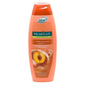 palmolive shampooing pêche