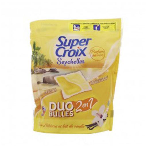 Super croix duo bulles