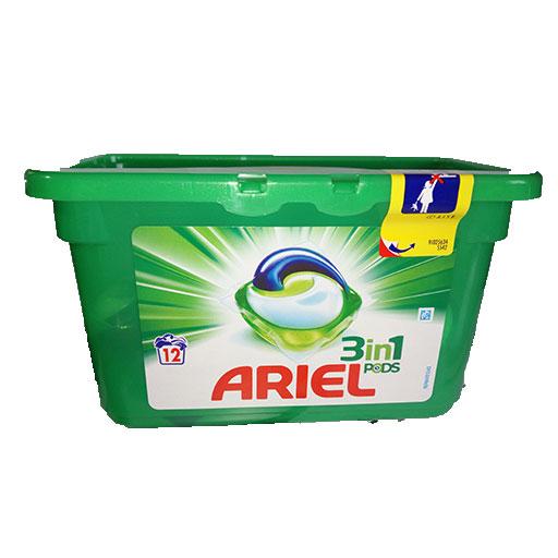 Ariel lessive 3en1 régular