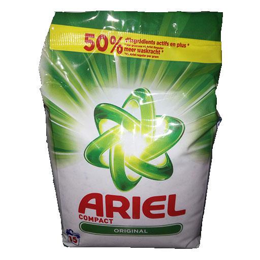 Ariel lessive en poudre