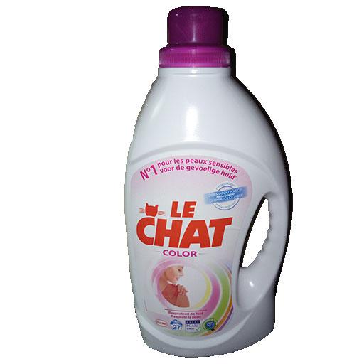 LE CHAT color lessive liquide