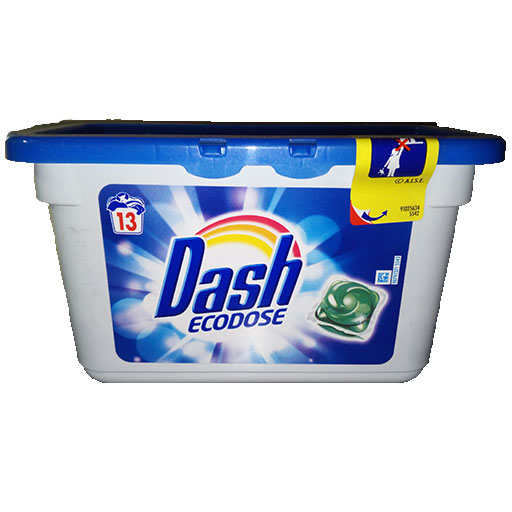 Dash lessive ecodose regular
