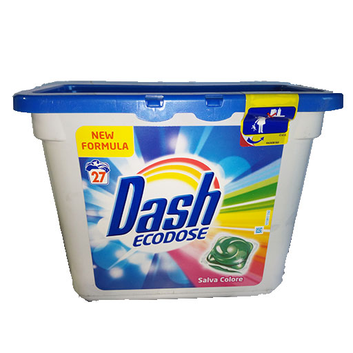 DASH ecodose 27 lavages