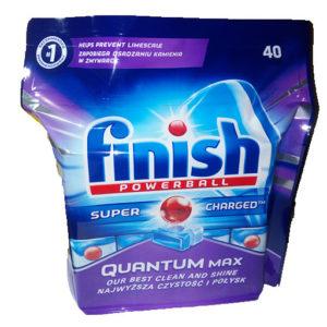 Finish quantum max clean and shine