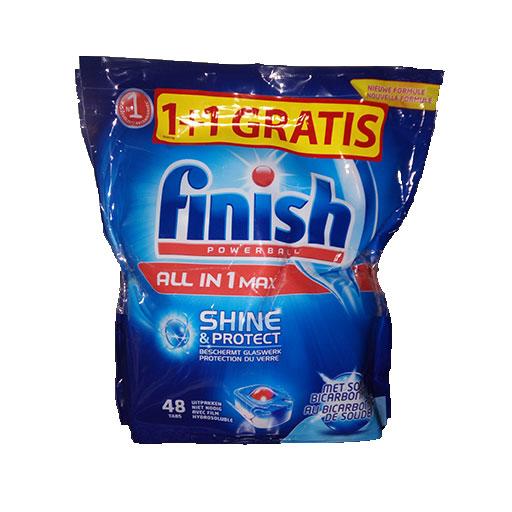 Finish powerball shine & protect