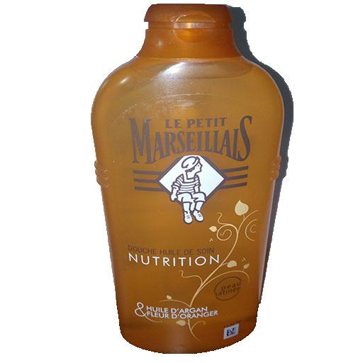 Petit marseillais huile d'argan et d'oranger
