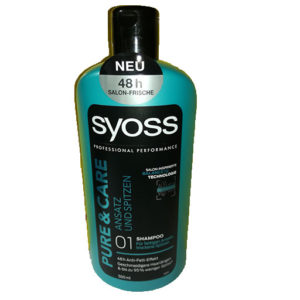 sayoss pure and care