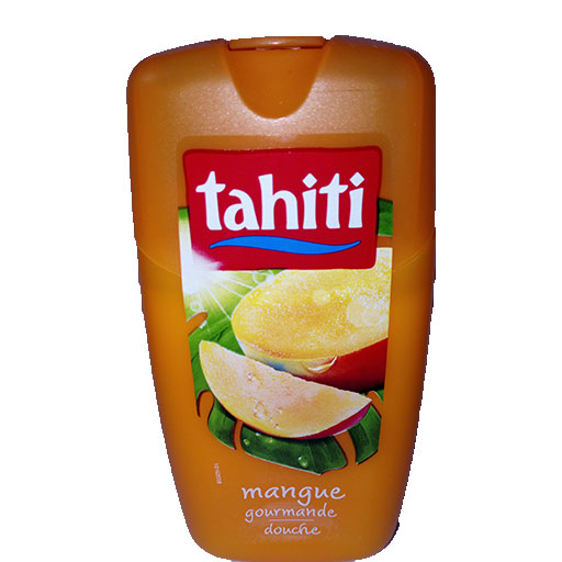 GEL douche tahiti mangue gourmande