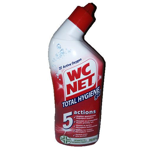 wc net gel total hygiène