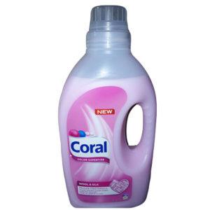 Coral lessive liquide wool & silk