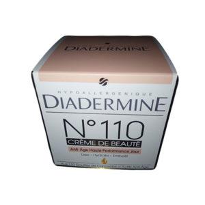 Diadermine creme de beauté N°110