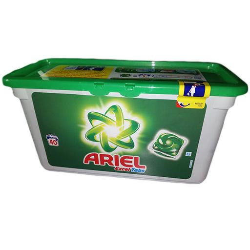 Ariel excel 40 Tabs