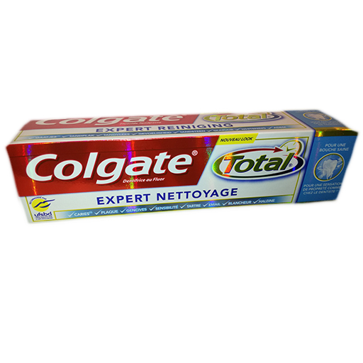 Colgate expert nettoyage