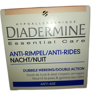 Diadermine anti ride