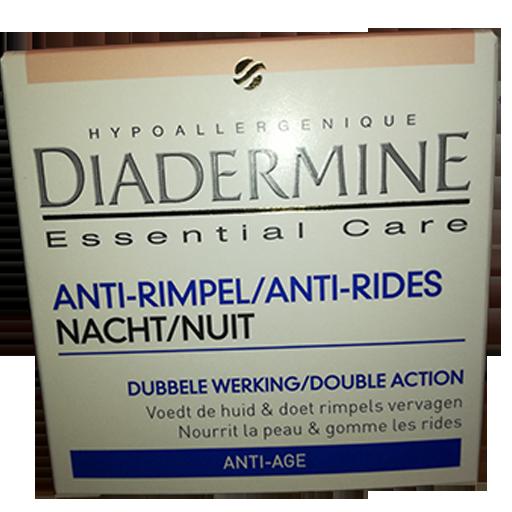 Diadermine anti ride