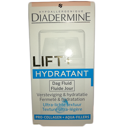 diadermine Lift+ hydratation fluid