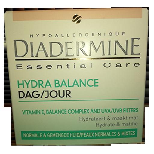 Diadermine hydra balance