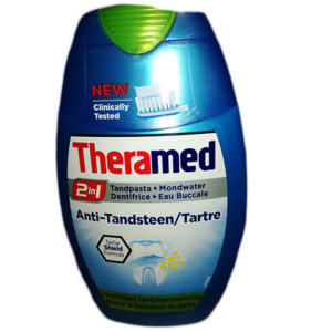 Theramed anti tartre