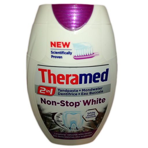 Theramed Non stop white